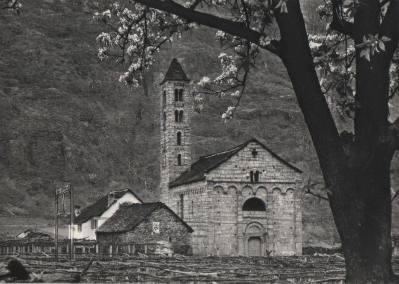 Schweiz - Schweiz - Giornico - San Nicolao - ca. 1960