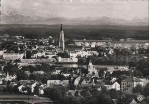 Österreich - Österreich - Braunau am Inn - und Simbach - 1975