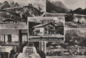 Österreich - Österreich - Ellmau - Ellmauerhof - ca. 1965