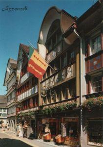 Schweiz - Schweiz - Appenzell - Hauptgasse - 1981