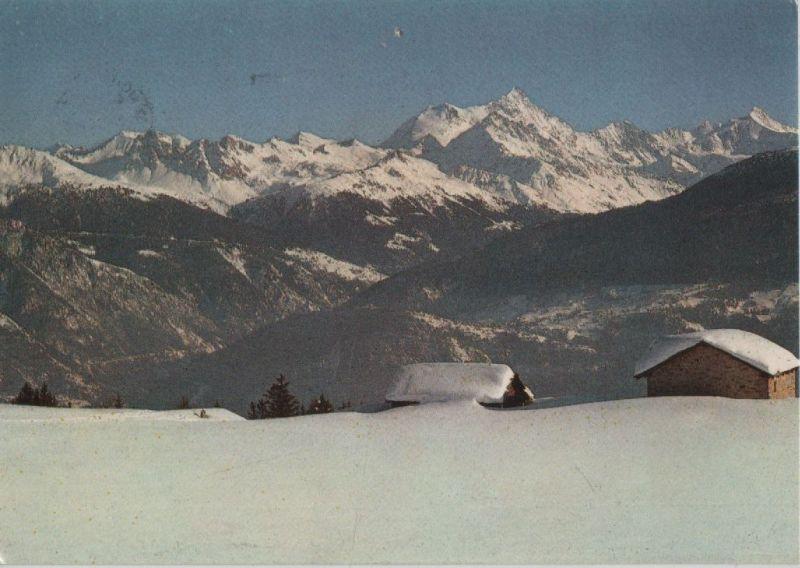 Schweiz - Schweiz - Schweiz - Winterliche Landschaft - 1984