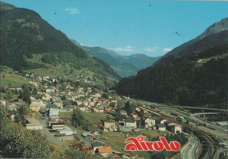 Schweiz - Schweiz - Airolo - 1991
