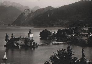 Österreich - Österreich - Gmunden - Schloß Ort und Forstschule - ca. 1965