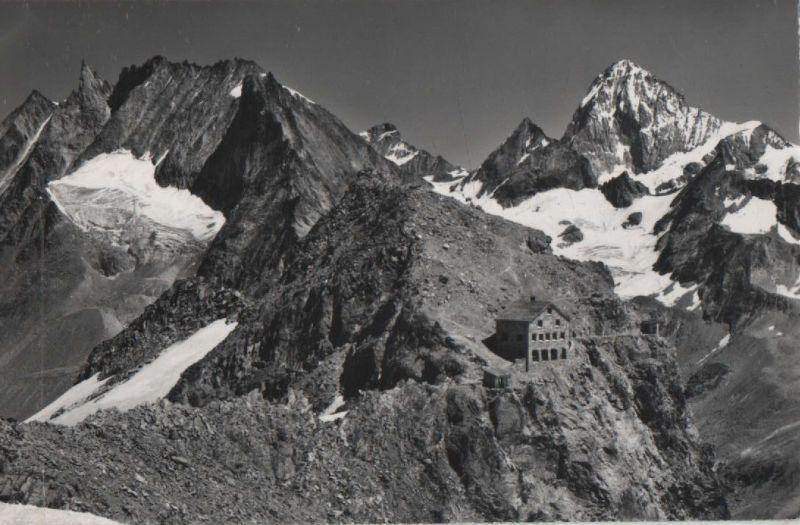 Schweiz - Schweiz - Arolla - La Cab. C.A.S. des Vignettes - 1965
