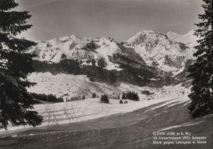 Schweiz - Schweiz - Unterwasser - Berghaus Iltios - 1962