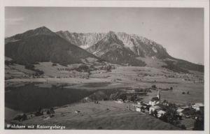 Österreich - Österreich - Walchsee - mit Kaisergebirge - ca. 1955