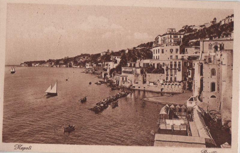 Italien - Italien - Neapel - Napoli - Posillipo - ca. 1935