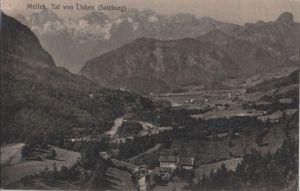 Österreich - Österreich - Unken - Mellek, Tal - 1923