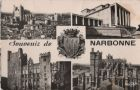 Frankreich - Frankreich - Narbonne - u.a. Cathedrale Saint-Just - ca. 1960