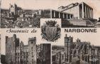 Frankreich - Frankreich - Narbonne - u.a. Cathedrale Saint-Just - ca. 1960