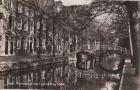 Niederlande - Niederlande - Delft - Koornmarkt met Leeuwebrug - 1963