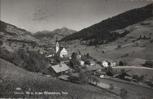 Österreich - Österreich - Oberau - in der Wildschönau - 1991