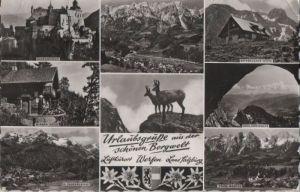 Österreich - Österreich - Werfen - u.a. Höhleneingang - 1961
