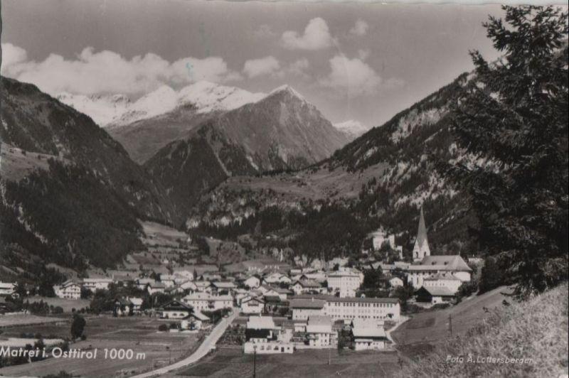 Österreich - Österreich - Matrei in Osttirol - 1960
