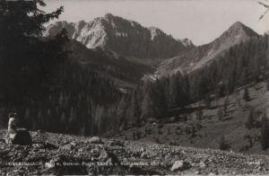 Österreich - Österreich - Obertilliach - mit Porze und Roßkarspitze - 1963