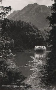 Österreich - Österreich - Eisenerz - Leopoldsteinersee - ca. 1960
