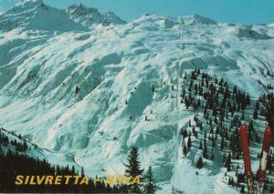 Österreich - Österreich - Gaschurn - Skigebiet Silvretta-Nova - ca. 1980