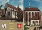 Schweiz - Schweiz - Basel - Barf�sserkirche - ca. 1985