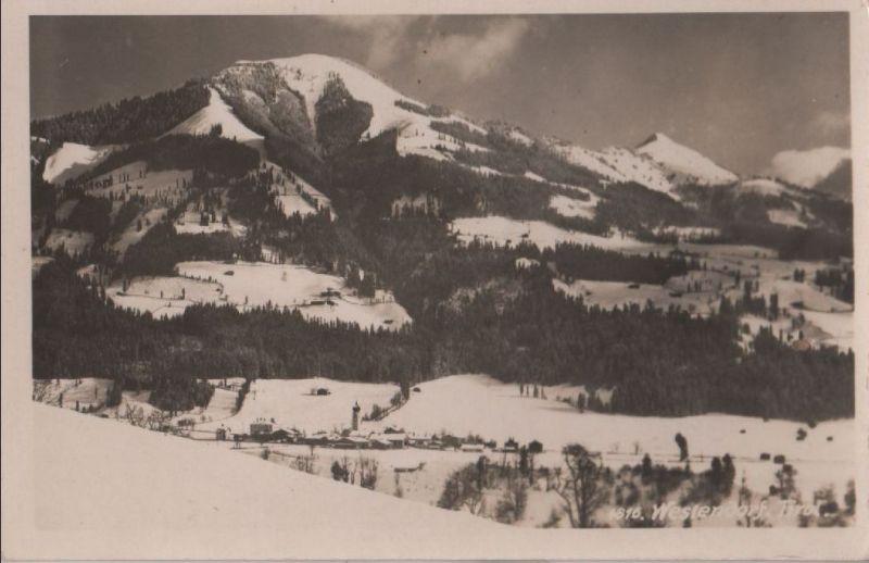 Österreich - Österreich - Westendorf - ca. 1940