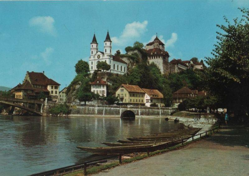 Schweiz - Schweiz - Aarburg - ca. 1980