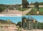 Potsdam, Sanssouci - mit 4 Bildern - 1976