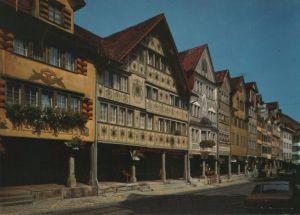 Schweiz - Schweiz - Altstätten - Marktgasse - ca. 1980