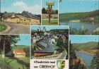 Oberhof - Wanderziele, u.a. Ohratalsperre - 1978