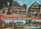 Einbeck - 5 Teilbilder - 1983