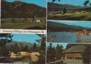 Österreich - Österreich - Presseggersee - Camping Schluga - 1981