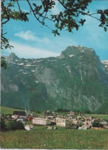 Österreich - Österreich - Abtenau - mit Breitstein - ca. 1970