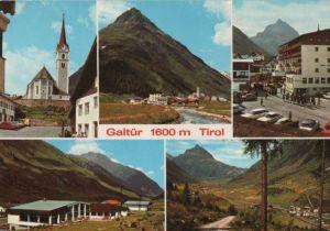 Österreich - Österreich - Galtür - mit 5 Bildern - 1973