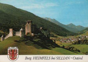 Österreich - Österreich - Sillian - Burg Heimfels - 1972