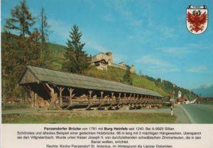 Österreich - Österreich - Sillian - Panzendorfer Brücke - 1988