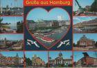Hamburg - u.a. Planten un Blomen - 1999
