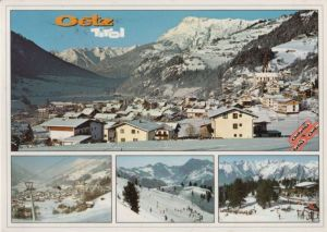 Österreich - Österreich - Oetz - 4 Teilbilder - 1994