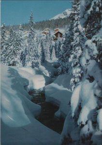 Schweiz - Schweiz - Orsieres, La Fouly - Hiver - 1973