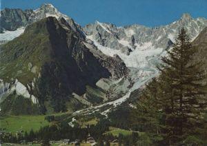Schweiz - Schweiz - Orsieres, La Fouly - avec le Dolent - 1971