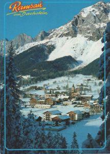 Österreich - Österreich - Ramsau - 1989
