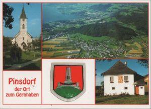 Österreich - Österreich - Pinsdorf - 3 Teilbilder - ca. 1985