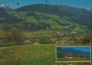 Österreich - Österreich - Zillertal - Region Hippach-Ramsau-Schwendau - 2003
