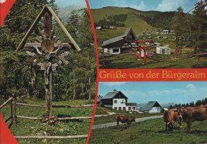 Österreich - Österreich - Aflenz - Gasthof Partl, Aflenzer Bürgeralm - 1992