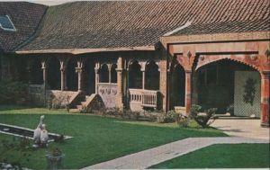 Niederlande - Niederlande - Delft - Court of the Royal Delftware Factory - ca. 1970