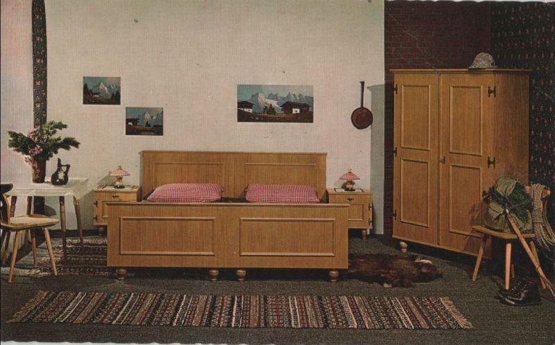 schlafzimmer eiche natur ca 1960 nr 0093452
