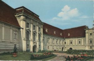 Österreich - Österreich - Horn - Benediktinerstift Altenburg - 1963