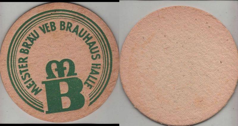 Bierdeckel rund - Meister Bräu