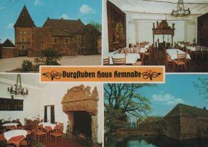 Hattingen an der Ruhr - Burgstuben Haus Kemnade - 1977