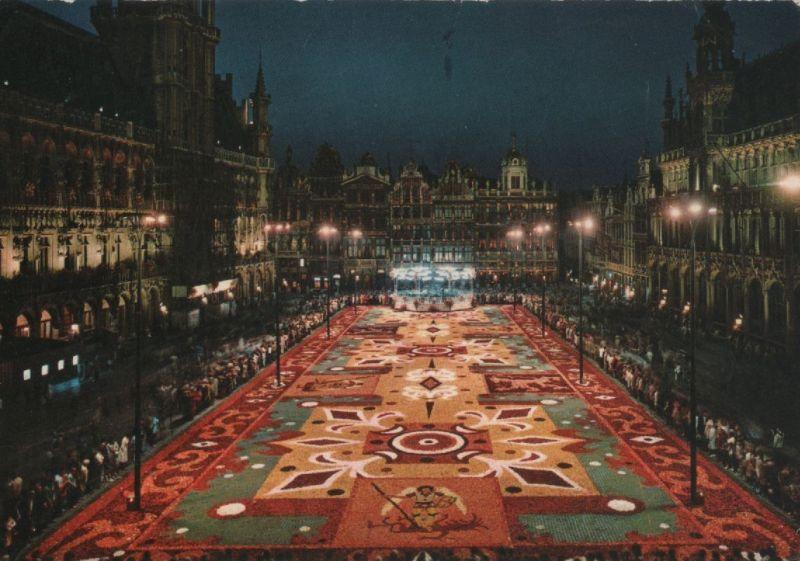 Belgien - Belgien - Brüssel - Bruxelles - Grand Place - ca. 1975 0
