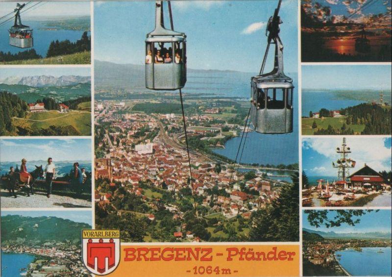 Österreich - Österreich - Bregenz - Pfänder - ca. 1980 0