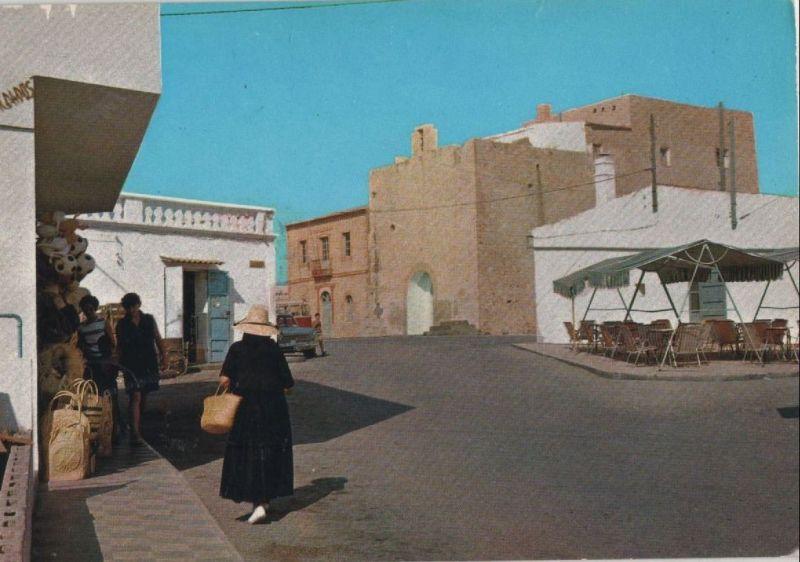 Spanien - Spanien - Formentera - Iglesia de San Francisco - 1972 0