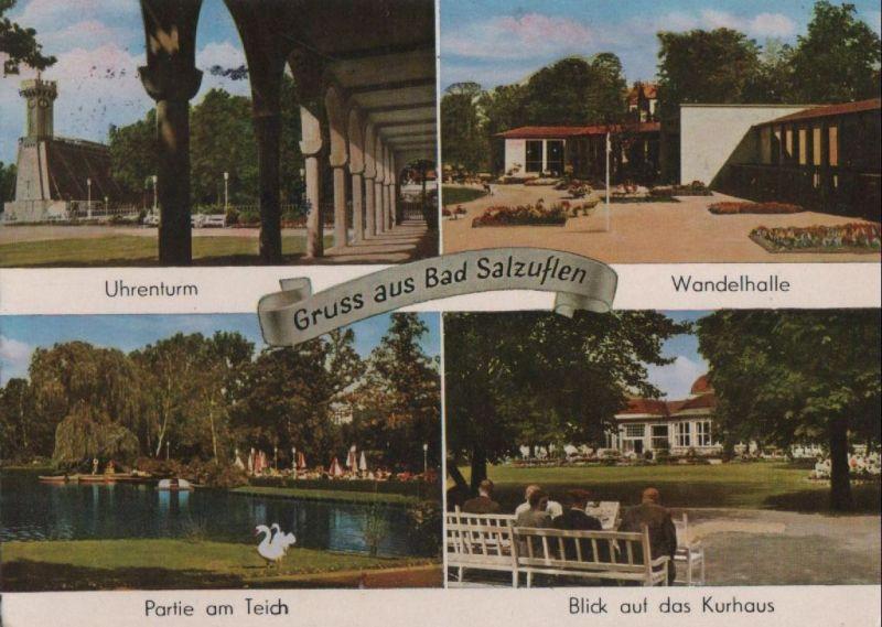 Bad Salzuflen - u.a. Wandelhalle - 1967 0
